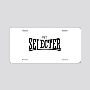 the-selecter-w Aluminum License Plate