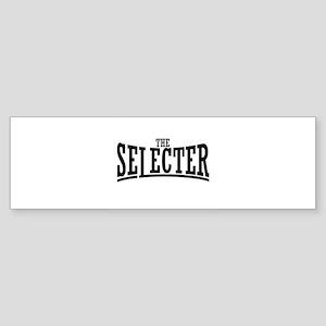 the-selecter-w Sticker (Bumper)
