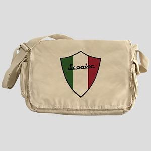Scooter Shield Messenger Bag