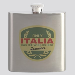 Italia Scooter Flask