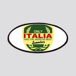 Italia Scooter Patches