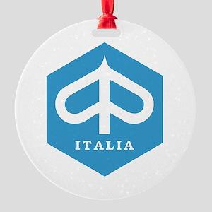 ITALIA Round Ornament