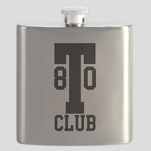 T80 CLUB - Ton 80 Flask