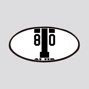 T80 CLUB - Ton 80 Patches