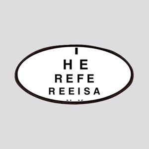 Blind REFEREE Patches