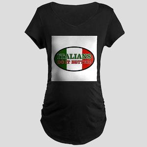 it-doit Maternity Dark T-Shirt