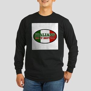 it-doit Long Sleeve Dark T-Shirt