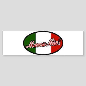 mamamia Sticker (Bumper)