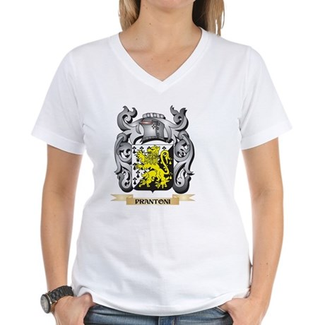 Prantoni Coat of Arms - Family Crest T-Shirt