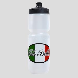ciao-bella-OVAL2 Sports Bottle