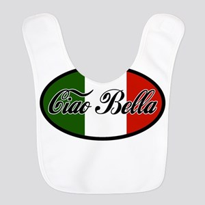 ciao-bella-OVAL2 Bib