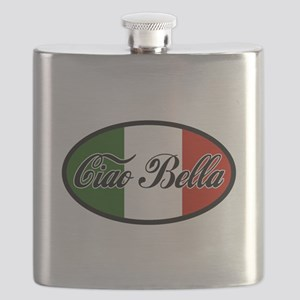 ciao-bella-OVAL2 Flask