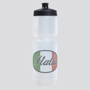italia-OVAL Sports Bottle