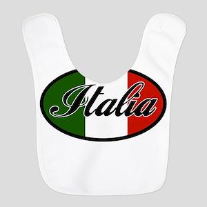 italia-OVAL Bib