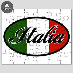 italia-OVAL Puzzle