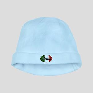 italia-OVAL baby hat
