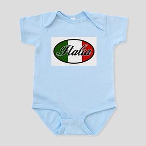 italia-OVAL Infant Bodysuit