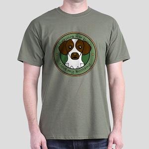 Love My Brittany Dark T-Shirt