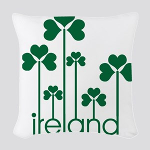new-ireland-g Woven Throw Pillow