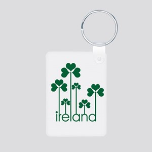 new-ireland-g Aluminum Photo Keychain