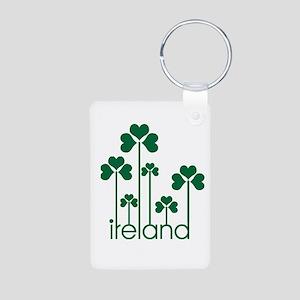 new-ireland-g Aluminum Photo Keychain