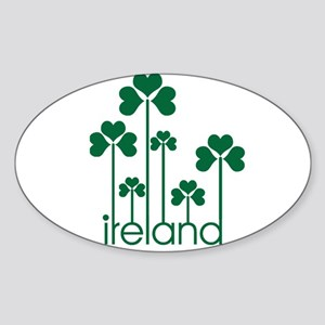 new-ireland-g Sticker (Oval)