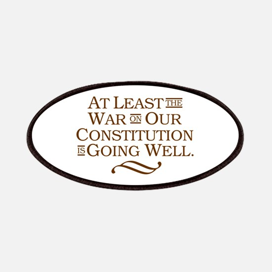 War on Constitution Patches