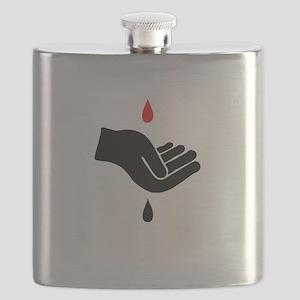 bloodoil Flask