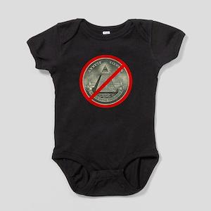 nwo-w-2 Baby Bodysuit