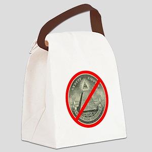 nwo-w-2 Canvas Lunch Bag