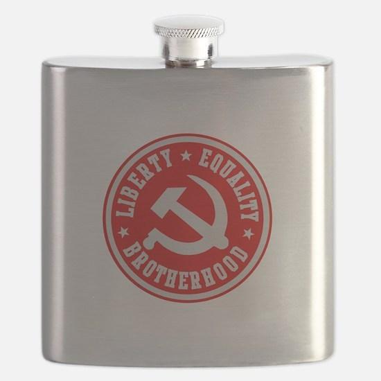 Cool Communist Flask