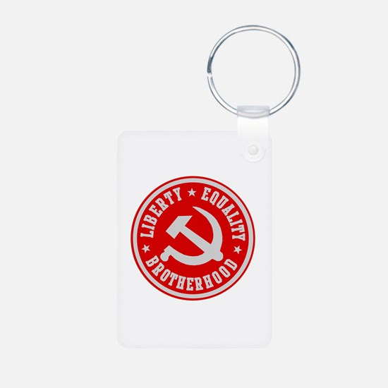 Cute Leftist Keychains