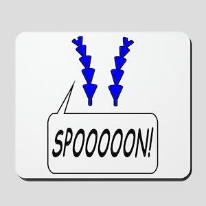 SPOOOOON! Mousepad