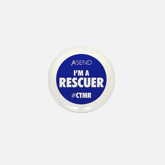 Cute Rescues Mini Button