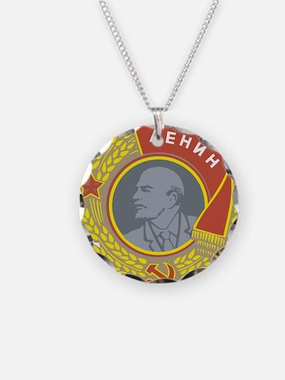 Lenin.png Necklace