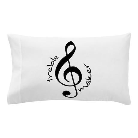 treble maker pillow case by admin cp15375636
