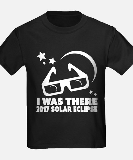 I Was There 2017 Solar Eclipse T-Shirt
