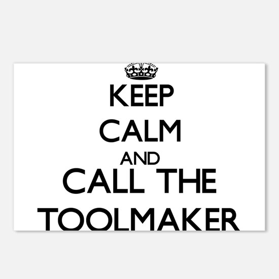 Cute Tool makers Postcards (Package of 8)