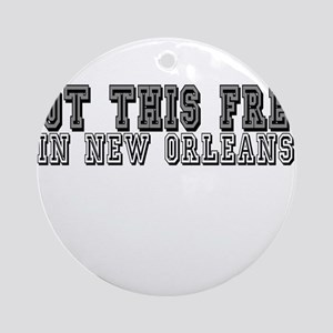 gotthisfree Ornament (Round)