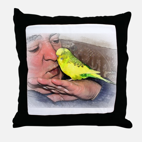 friends for life! Throw Pillow