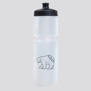 lost-polar Sports Bottle
