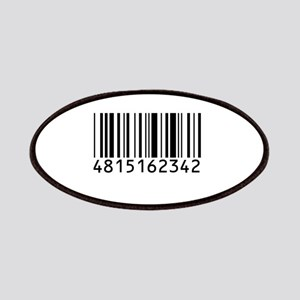 barcode-w Patches
