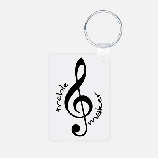Treble Maker Keychains