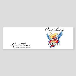 Rod Jones #1 Sticker (Bumper)