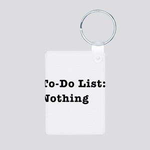 To-Do List: Nothing Keychains