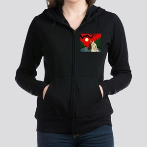 Part The Wild Horses Mane Sweatshirt