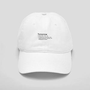 Tomorrow Definition Baseball Cap