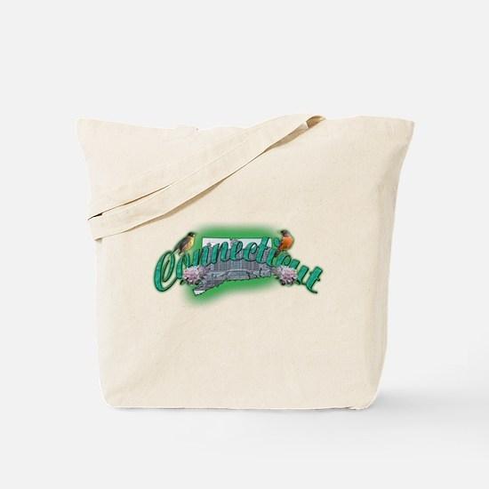 Connecticut Tote Bag