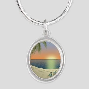 Sunset Beach Necklaces