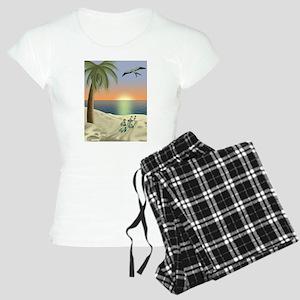 Sunset Beach Pajamas